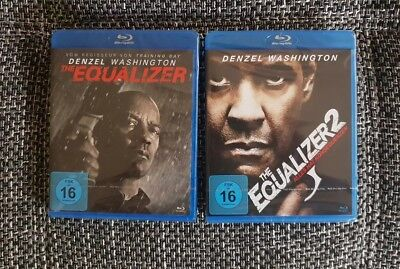 The Equalizer 1&2 NEU
