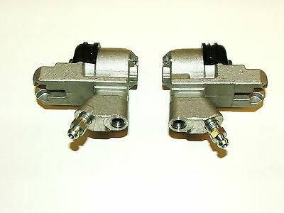 Triumph Tr3A From Chassis: Ts56377 Pair Of Rear Wheel Cylinders Gwc1112