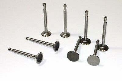 SET OF INLET & EXHAUST VALVES FOR MORRIS MINOR WITH THE EARLY 1098cc ENGINE