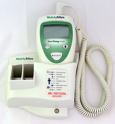 New WELCH ALLYN SURETEMP SURE TEMP 690 PLUS THERMOMETER 01690-300