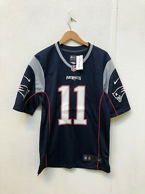 New England Patriots Nike Women's Home Jersey - S - Juan 11 - New with Defects