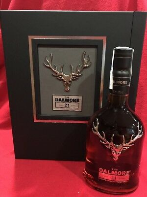 Whisky Dalmore 21 Years 2015 Limited Edition 8000 Bottles