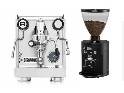 Rocket Appartamento Espresso Machine Coffee Maker & Mahlkonig K30 Grinder Set