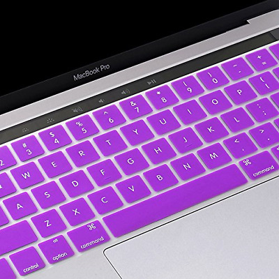 ProElife Premium Ultra Thin Silicone Keyboard Protector Keyboard Cover Skin for