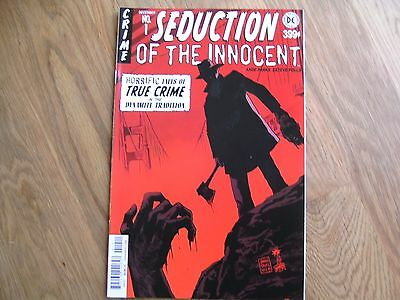 DYNAMITE Seduction Of The Innocent graphic comic iss #1 Dec 2015 NEW Parks Polls
