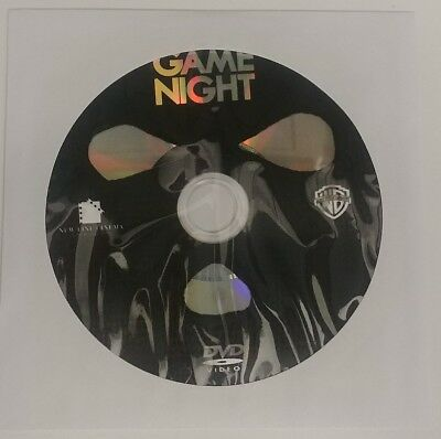 Game Night (2018, DVD Only)