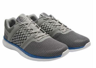 7462353657ce Reebok Men s PT Prime Runner Running Shoes Light Gray Size 10.5 NWB