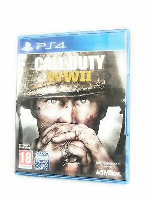 Call of Duty WWII (CoD World War 2) - PS4
