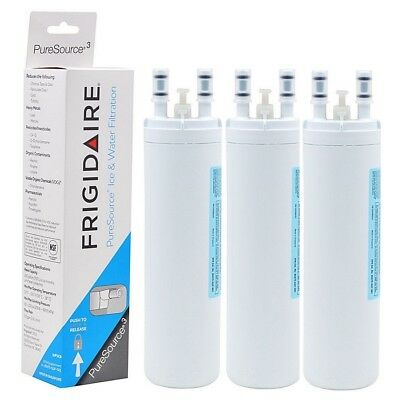 3Pack Frigidaire WF3CB Pure source Replacement Refrigerator water Filter