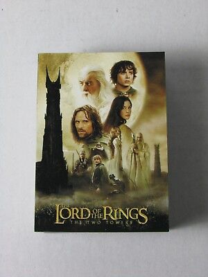 The Lord Of The Rings The Two Towers The Legend Returns! Topps P3 Movie Card