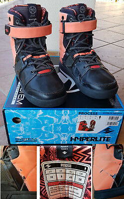Hyperlite Process System Boot Cable Park Wakeboard Wake Board