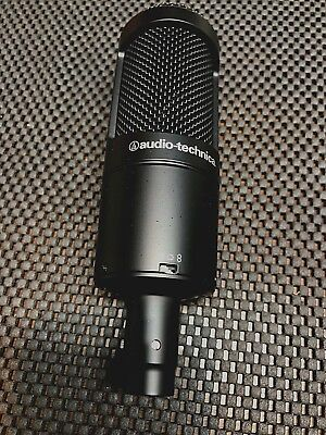 Audio Tech AT2050 Condenser Cable Professional Microphone