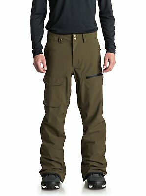 Giacca Uomo Puffer da Neve Quiksilver The Edge Grape Leaf
