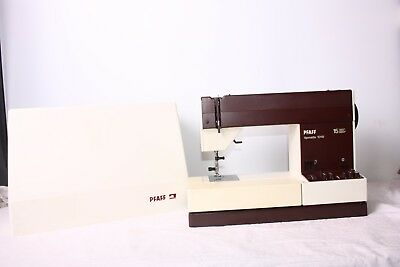 Pfaff Tipmatic  1019 15 Programs Sewing Machine Untested Item Code Number P34A