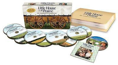 Little house on the prairie complete series (DVD, 2011, 55-Disc...