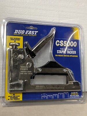 Duo Fast CS5000-20 Gauge 1/2-Inch Crown Compression Stapler