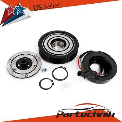 Replacement AC Compressor Clutch Repair Kit for Dodge Ram 2500 3500 Jeep Liberty