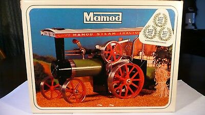 Unused Boxed Mamod Steam Engine TE 1A Complete Unfired .
