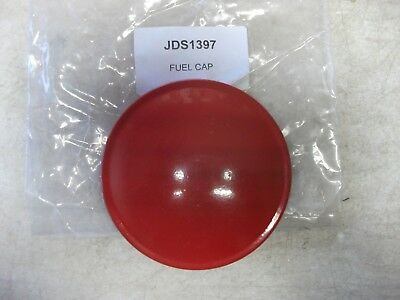 "John Deere Large Red Fuel Cap 4""  1640 2040 2140 2555 2755 2940 3150 Al31274"