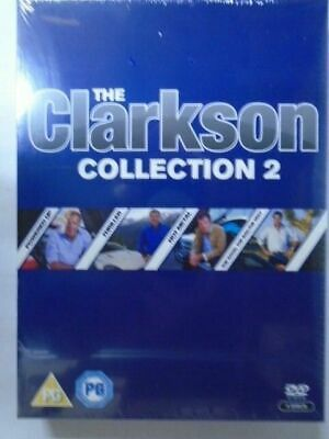 Clarkson Collection 2011 (DVD, 2011, 4-Disc Set, Box Set) NEW & SEALED, P10