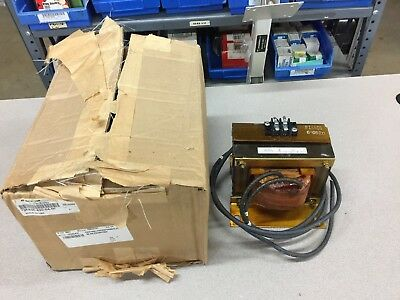 New In Box Allen Bradley 4200V Pri 120V Sec .500Kva 1Ph Transformer 25638-420-04