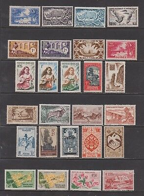 French  Colonies -  Lot 4057, Used.