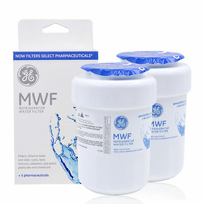 2Pack Genuine GE MWF MWFP GWF 46-9991 Smartwater Water Filter Pitcher New Sealed
