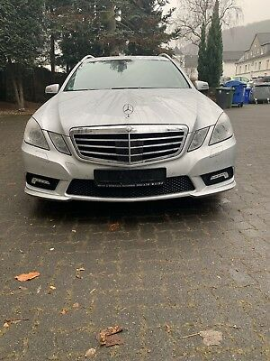 Mercedes-Benz E350cdi 4Matic Amg Packet!!!