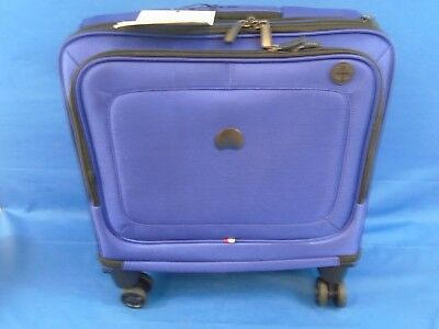 cfcfa82e464f DELSEY LUGGAGE CRUISE Lite Softside Spinner Trolley Tote, BLUE ...