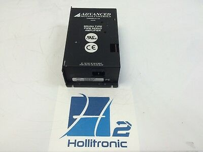 Advanced Motion Controls 16A20ACT Brush-Type Servo Amplifier  AS IS 24352-0030