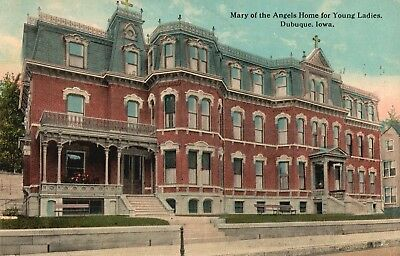 Iowa-Mary of the Angels Home for Young Ladies-Dubuque-Iowa
