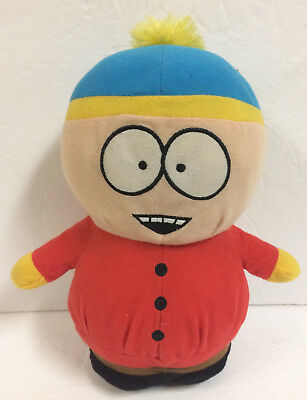 """Vintage South Park Cartman Plush Doll 12"""" Tall Comedy Central 2008"""