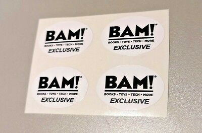 Funko POP! - Replacement Sticker - BAM! Exclusive (sold individually)
