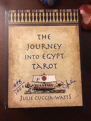 The Journey Into Egypt Self Published Large Size Cards. #498. Julie Ciccia-Watts