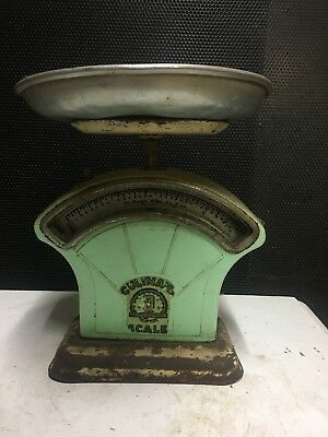 Culinary Persinware Scale Scales Australia Weigh Kitchen Shop Vintage