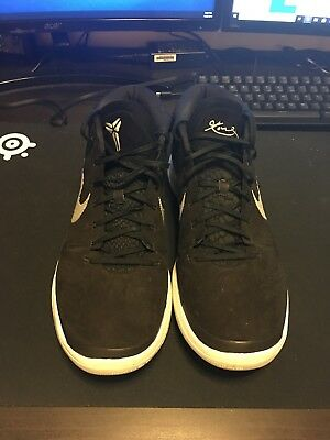 4c408f913995 Nike KD11 XI Kevin Durant Flyknit Oreo Shoes Men s Size 14.