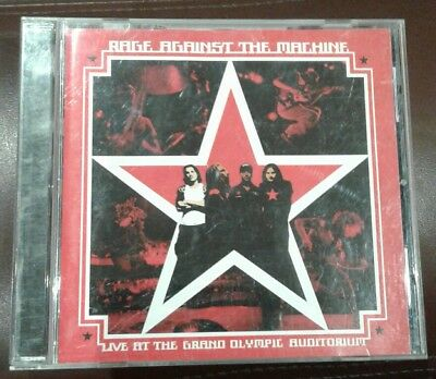 Live at the Grand Olympic Auditorium -  CD MIVG The Cheap Fast Free Post The