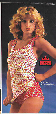 Small Lot of Vintage Catalog Lingerie Underwear Photo Clippings