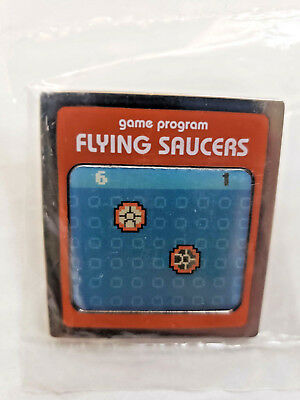 Sci-Fi Academy Penny Arcade Mystery Games Flying Saucers LE 550 Disney Pin