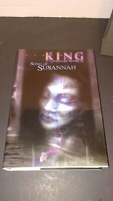 Limited Edition Autographed Stephen King The Dark Tower VI #1280/1400