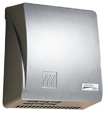 Zip QUICKDRY HAND DRYER ZIP20042 270x165x265mm Diecast Alloy, White *Aust Brand
