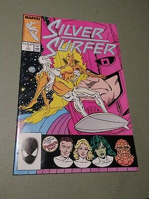 Silver Surfer lot #1 #2 #26 #48 #49 comic lot all 8.5 or better