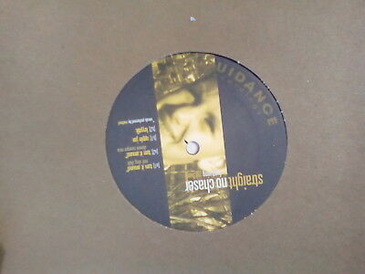Straight No Chaser Guidance Deep House Down Tempo Breaks Dj Vinyl Record