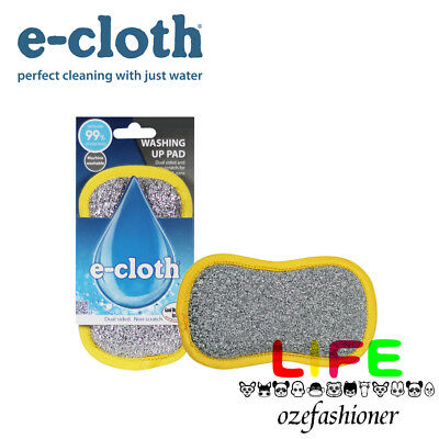 E-Cloth Washing Up Pad One PAck 80500 IS
