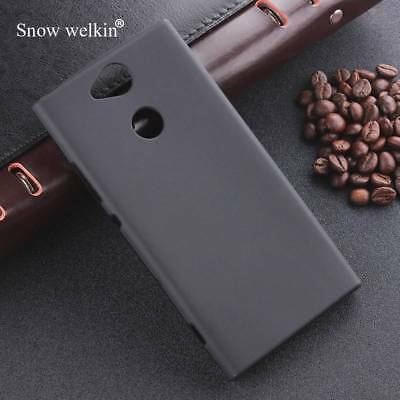 Gel TPU Slim Soft Silicone Case Back Cover For Sony Xperia XA2 Dual 5.2inch Bag