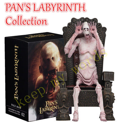 Movie Pan's Labyrinth Neca PVC action Figure Pale Man collection Toy Gift Model