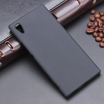 Gel TPU Slim Soft Case Back Cover For Sony Xperia XA1 Dual Rubber silicone Bag
