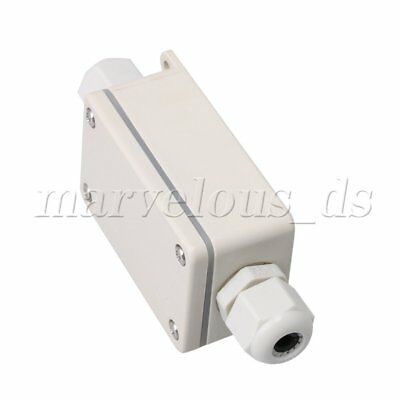 Outdoor Waterproof Cable Connector Junction Protection Box P02-3 Terminal White
