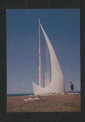 e3064)              POSTCARD OF THE SINGING SHIP, EMU PARK, QUEENSLAND AUSTRALIA