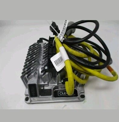 Genuine Club Car Delta-Q Battery Charger Golf Cart Used 48 Volt Precedent